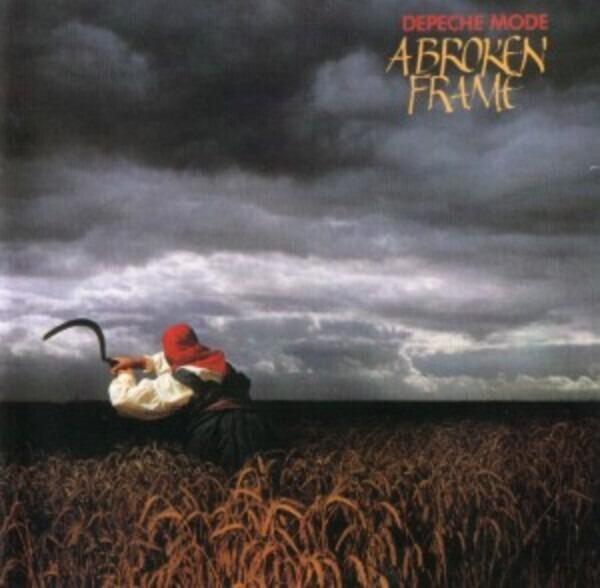 Depeche Mode A Broken Frame