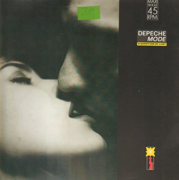 DEPECHE MODE - A Question Of Lust - Maxi x 1