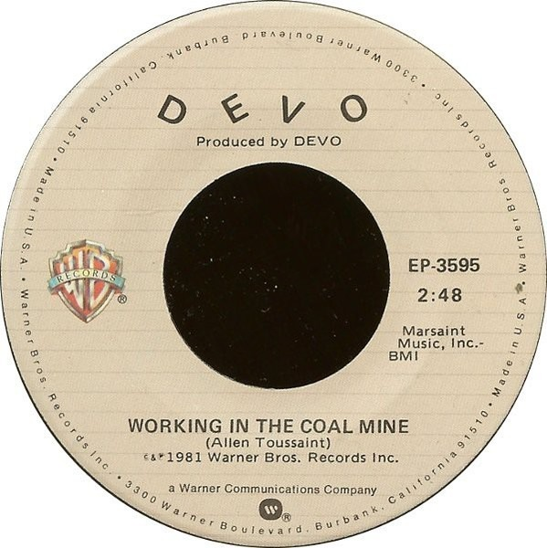 #<Artist:0x007f4e58124d48> - Working In The Coal Mine