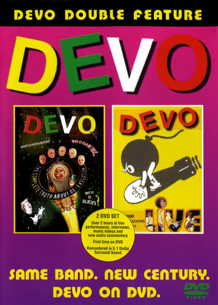 #<Artist:0x007f955ec6e008> - The Complete Truth About De-Evolution & Devo Live