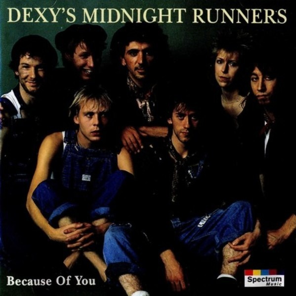 Dexy's midnight runners songs list
