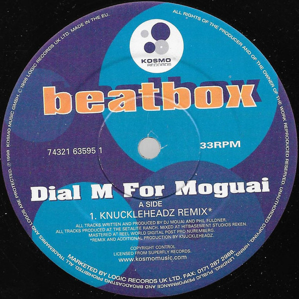 dial m for moguai beatbox