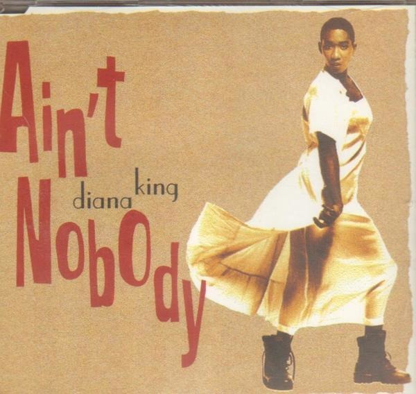 DIANA KING - Ain't nobody - CD single