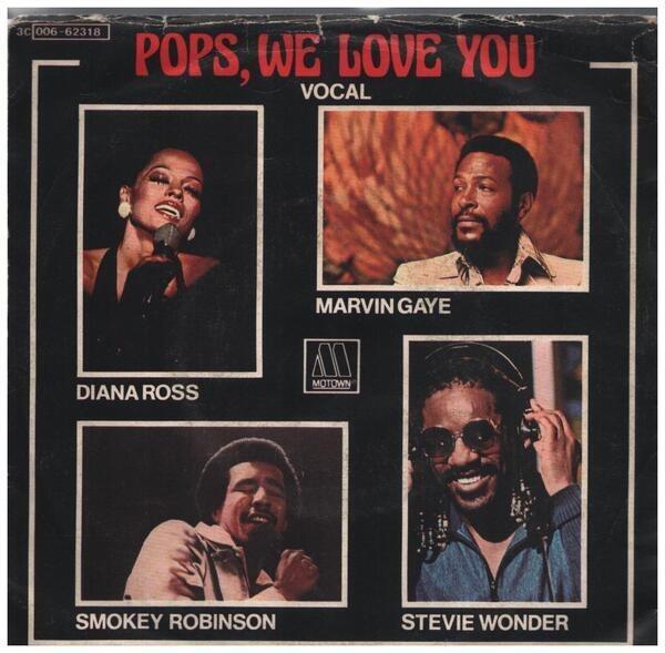 #<Artist:0x00007f4e0f757380> - Pops, We Love You (Vocal & Instrumental)