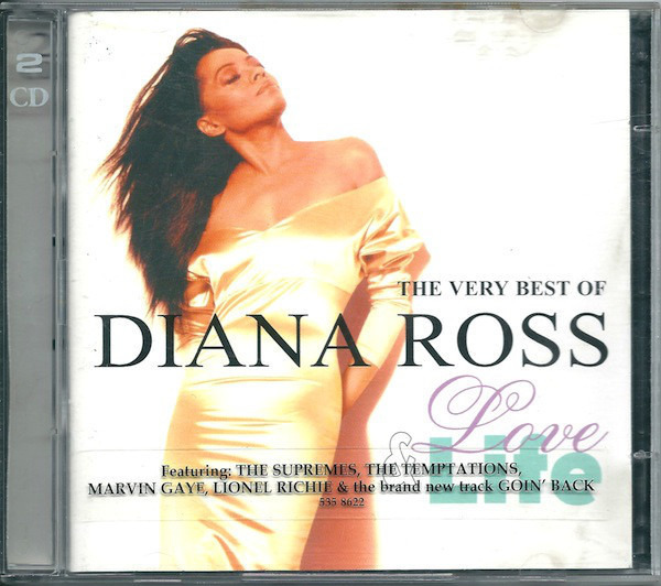 #<Artist:0x00007f4df0160c70> - Love & Life - The Very Best Of Diana Ross