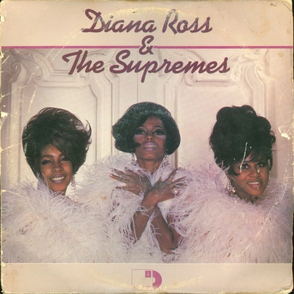 Sessions Presents Diana Ross Amp The Supremes By Diana Ross