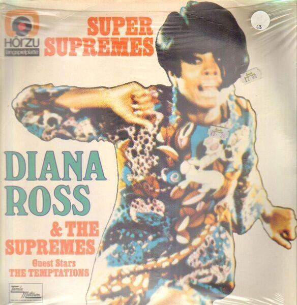 #<Artist:0x007f8187d8be30> - Super Supremes