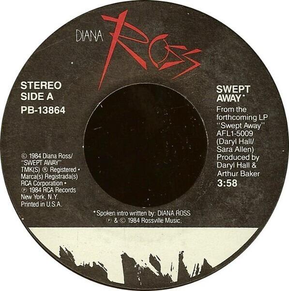 Diana Ross Swept Away
