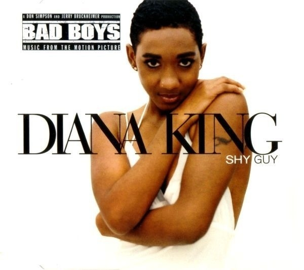 DIANA KING - Shy Guy - MCD