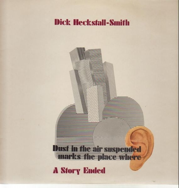 DICK HECKSTALL-SMITH - A Story Ended (ORIGINAL 1ST PRESS) - LP