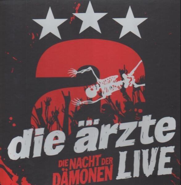 #<Artist:0x00007fd8b2da5038> - Die Nacht Der Dämonen - Live