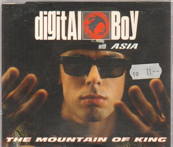 Digital Boy With Asia The Mountain Of King