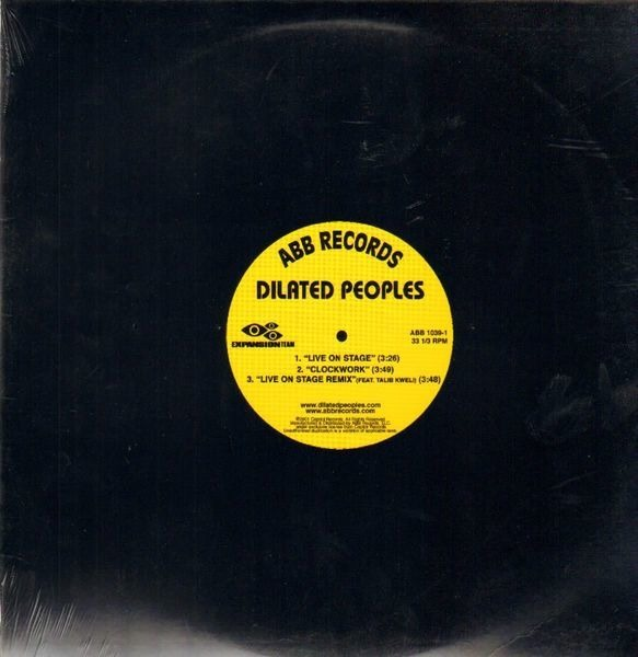 Dilated Peoples, 169 vinyl records & CDs found on CDandLP