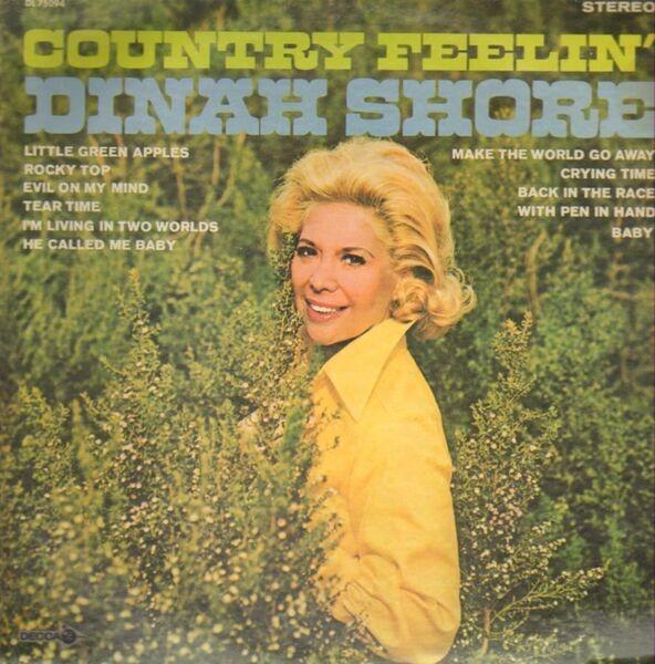Dinah Shore - Country Feelin'