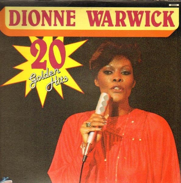 Dionne Warwick 20 Golden Hits