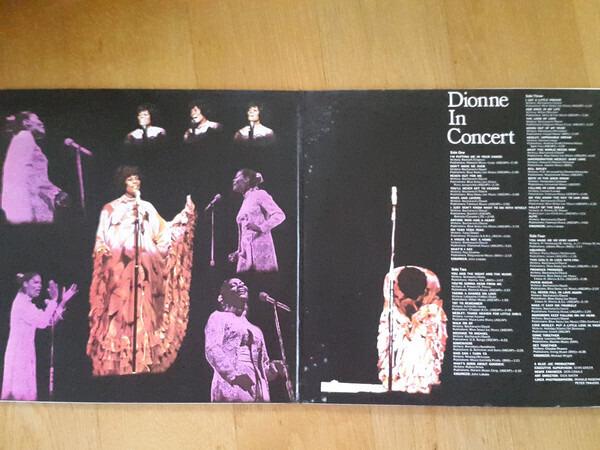 Dionne Warwick A Decade Of Gold - The Dionne Warwicke Story