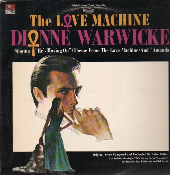 #<Artist:0x00007fce8ca1fb28> - The Love Machine