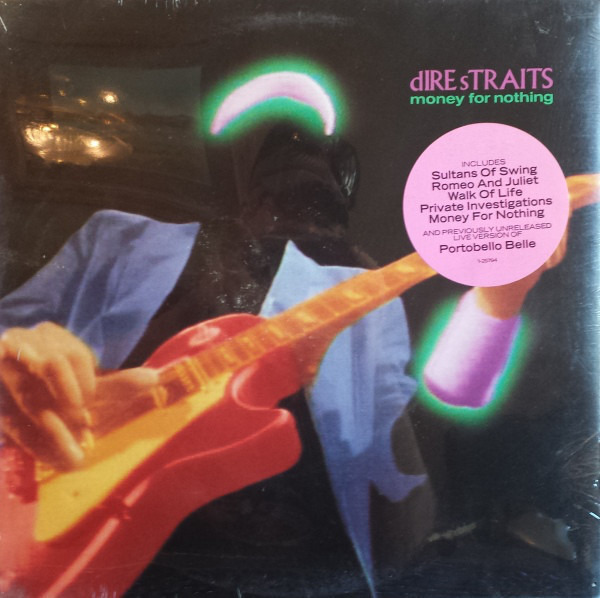 Dire Straits - Money For Nothing CD