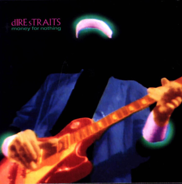 Dire Straits - Money For Nothing Record