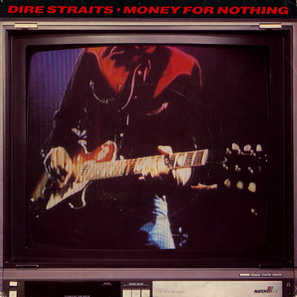 Dire Straits - Money For Nothing/ Love Over Gold (live)