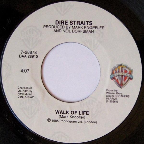 #<Artist:0x007f9f00d58af8> - Walk Of Life