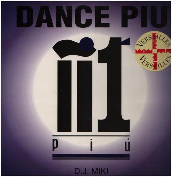 DJ MIKI - Dance Più - Maxi x 1