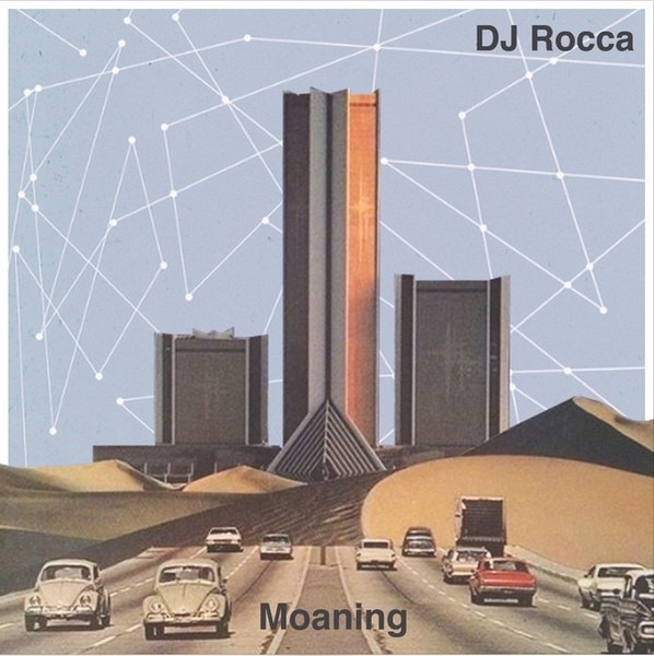 DJ ROCCA - Moaning EP - 12 inch x 1
