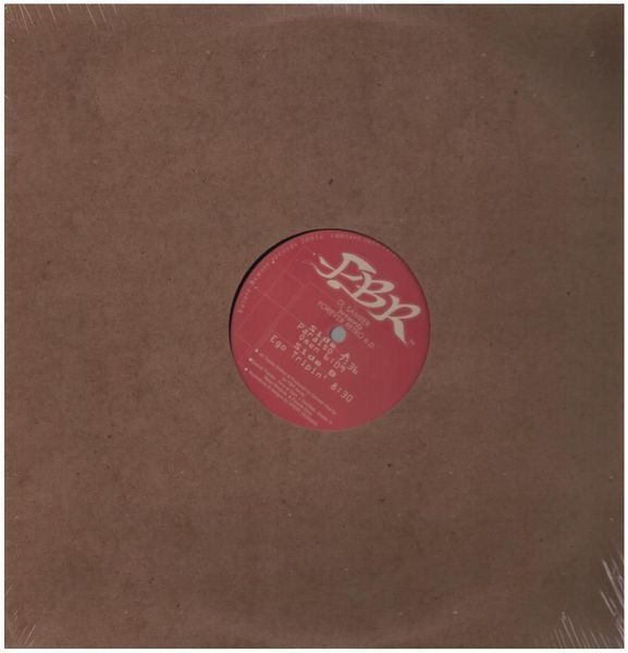 DJ SAMEER - Forever Retro EP (STILL SEALED) - 12 inch x 1