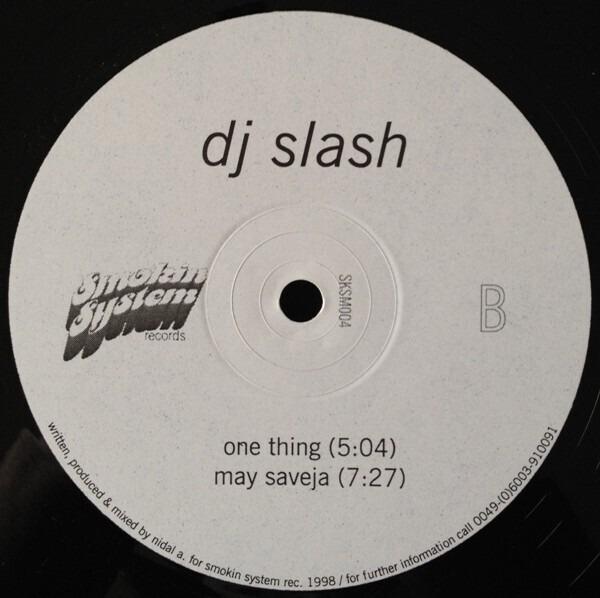 DJ Slash I Feel...