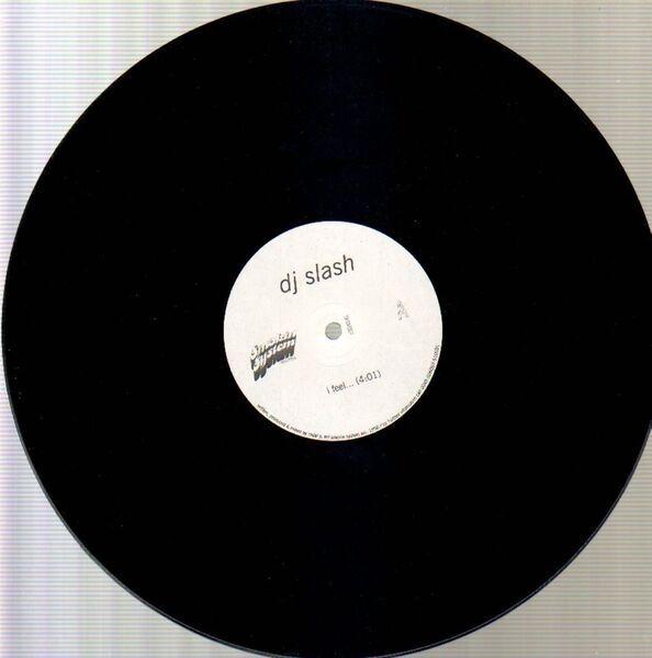 DJ SLASH - I Feel... - Maxi x 1