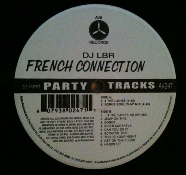 DJ Lbr French Connection Vol 7
