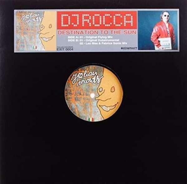 DJ ROCCA - Destination To The Sun - 12 inch x 1