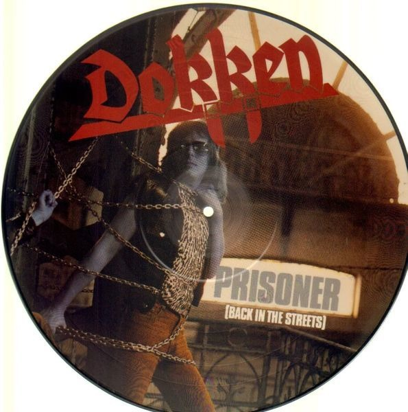 Dokken - Back In The Streets (picture Disc)