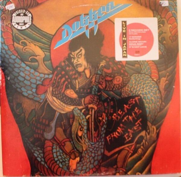 Beast From The East (still Sealed) - Dokken
