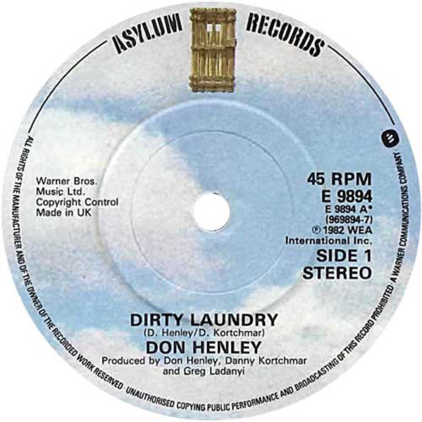 #<Artist:0x007f276aa05dc8> - Dirty Laundry