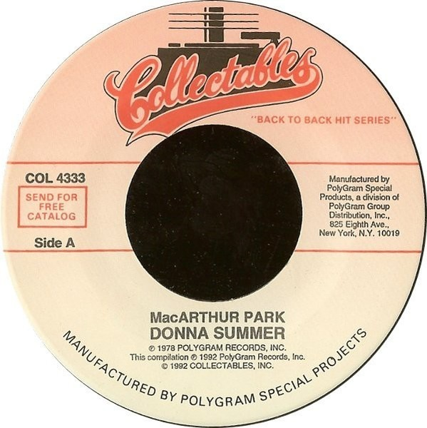 Donna Summer Macarthur Park Suite