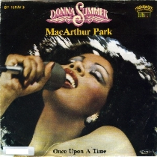 Image result for DONNA SUMMER MACARTHUR PARK IMAGES