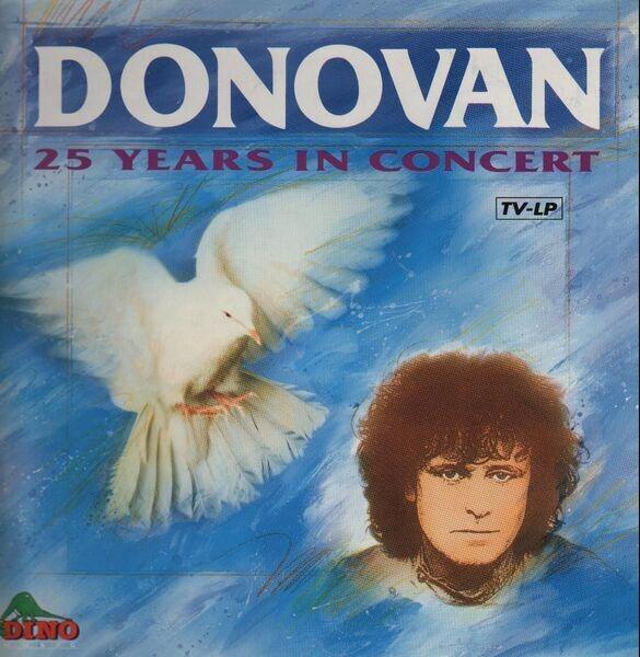 Donovan 25 Years In Concert