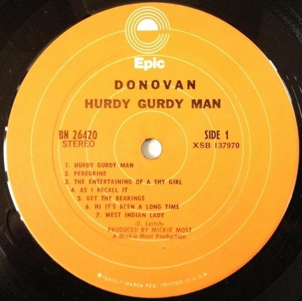 #<Artist:0x00007fcea7121e20> - The Hurdy Gurdy Man