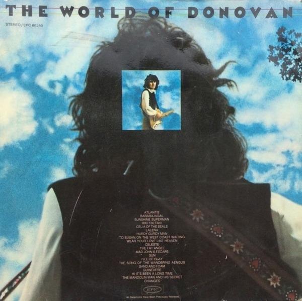#<Artist:0x00007f4e0f4e01b0> - The World Of Donovan