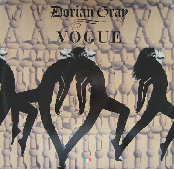 DORIAN GRAY - Vogue - 12 inch x 1