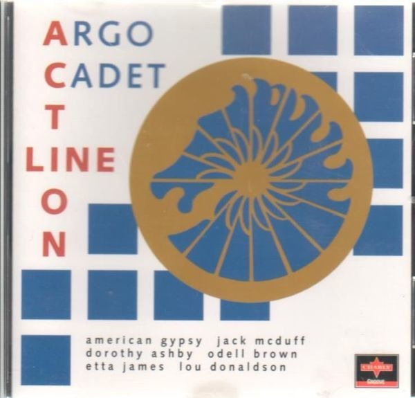 Dorothy Ashby, Odell Brown, Etta James, u.a Action Line / Argo Cadet Grooves