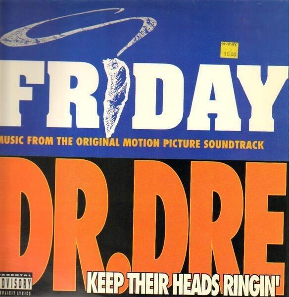 #<Artist:0x007fe34e75c0e0> - Keep Their Heads Ringin' / Take A Hit