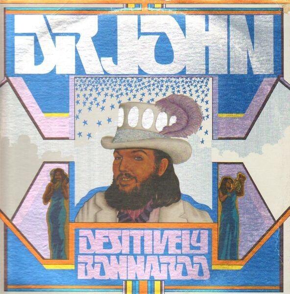 dr. john desitively bonnaroo (still sealed)