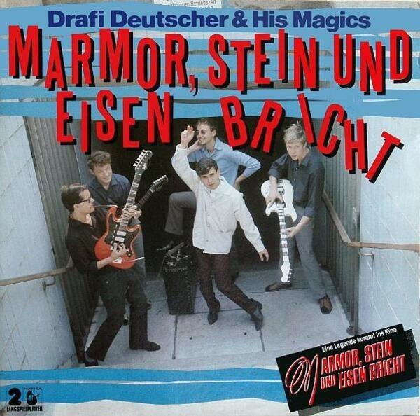 #<Artist:0x00007fce7edef130> - Marmor, Stein Und Eisen Bricht