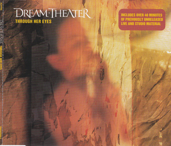 DREAM THEATER - Through Her Eyes - CD single