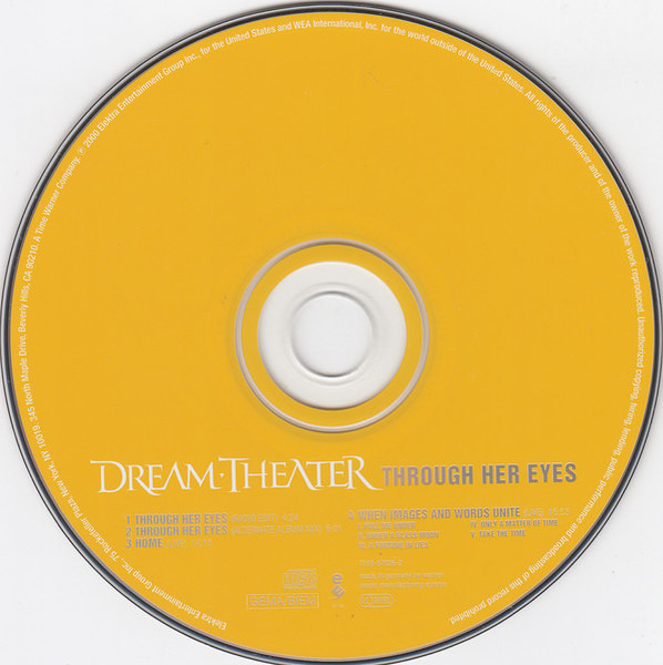 Dream Theater Through Her Eyes