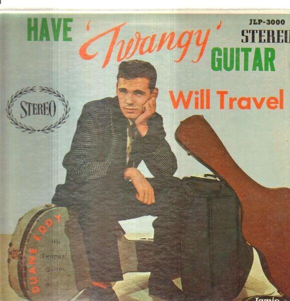 #<Artist:0x007fb2ed89aee8> - Have Twangy Guitar Will Travel