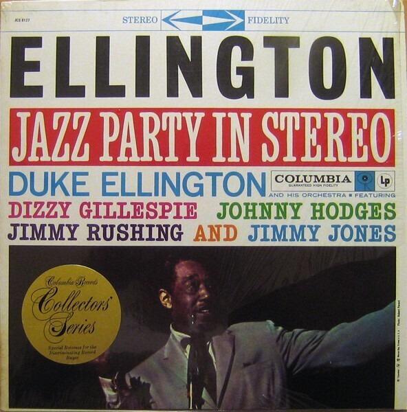 #<Artist:0x007f9ee8dba900> - Ellington Jazz Party