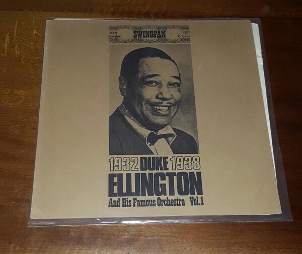 Duke Ellington And His Orchestra Duke Ellington And His Famous Orchestra Vol. 1 1932-1938